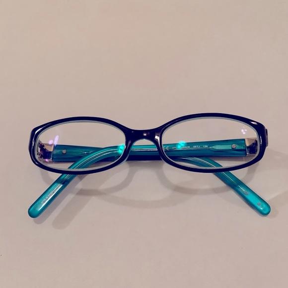Juicy Couture Glass Frames Splashback OETJ 135